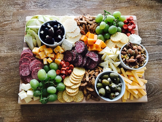 Getting Fancy with Charcuterie - The Chic(ish) Chick